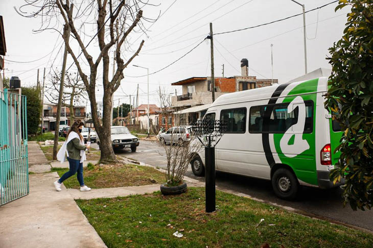 Estado y Comunidad Presentes: Sobre la experiencia del S.A.E en Avellaneda.